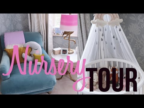 NURSERY Tour! | Fleur De Force