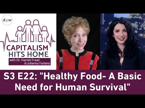 Capitalism Hits Home: Healthy Food- A Basic Need for Human Survival