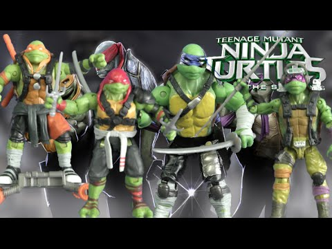 Teenage Mutant Ninja Turtles Out Of The Shadows Splinter From Playmates Toys