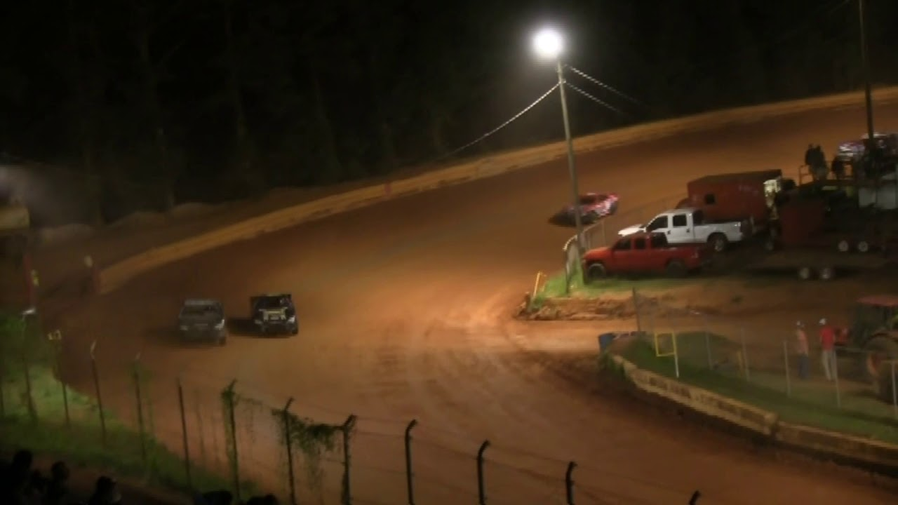 Stock 4 at Toccoa Raceway July 27th 2019