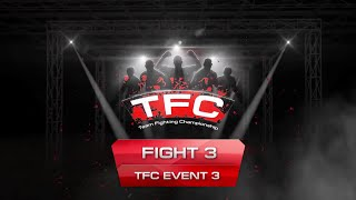Fight 3 of the TFC Event 3 Peak Submission (NYC, USA) vs HFA (Gdynia, Poland)