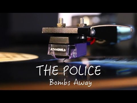 THE POLICE - Bombs Away - 1980 Vinyl LP