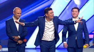 КВН Казахи - 2017 Летний кубок Приветствие