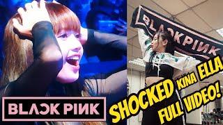 BLACKPINK SHOCKED sa SAYAW NILA ELLA CRUZ! FULL VIDEO!