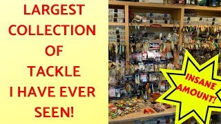 Tackle Collection - Crankbaits, Jigs, Jerkbaits, Spinnerbaits - HUGE AMOUNT OF TACKLE ON DISPLAY!