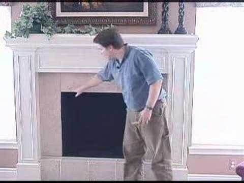 How to measure for a Stock Fireplace Glass Door