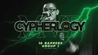 CYPHERLOGY MVP EP.9: JB.LOVEHATE x บิวบ๊ะป้ะเข้าให้ x EP$ON x TAHMAG (รอบ 16 คน) | RAP IS NOW