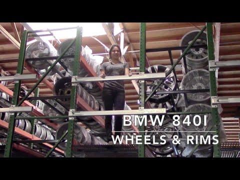 Factory Original BMW 840i Wheels & BMW 840i Rims – OriginalWheels.com