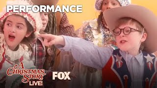 """Ralphie To The Rescue"" Performance 