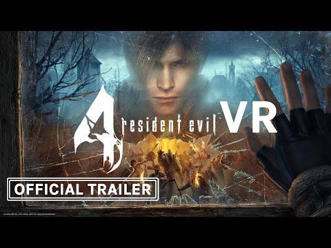Release Date Trailer de Resident Evil 4 VR