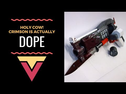 Holy Cow Crimson is Dope Now in Destiny 2 Shadowkeep