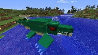 Minecraft Vua Khủng Long #END: Hồi Sinh Khủng Long Thủy Quái Mosasaurus !!