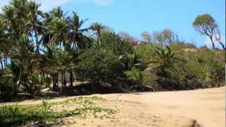 preview picture of video 'Guadeloupe - Deshaies - Plage du Rifflet'