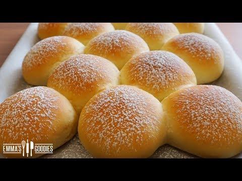 SOFTEST Potato Buns Recipe – Brioche Bread / Potato Bread Recipe / Hamburger Buns