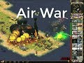 Red alert 2 Air warfare on the sea map