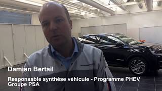 A Sochaux, PSA prépare sa future gamme hybride rechargeable