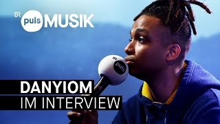 Danyiom über The Voice Kids, Singen Unter Der Dusche Und Seine Tour Mit Lena | PULS Musik