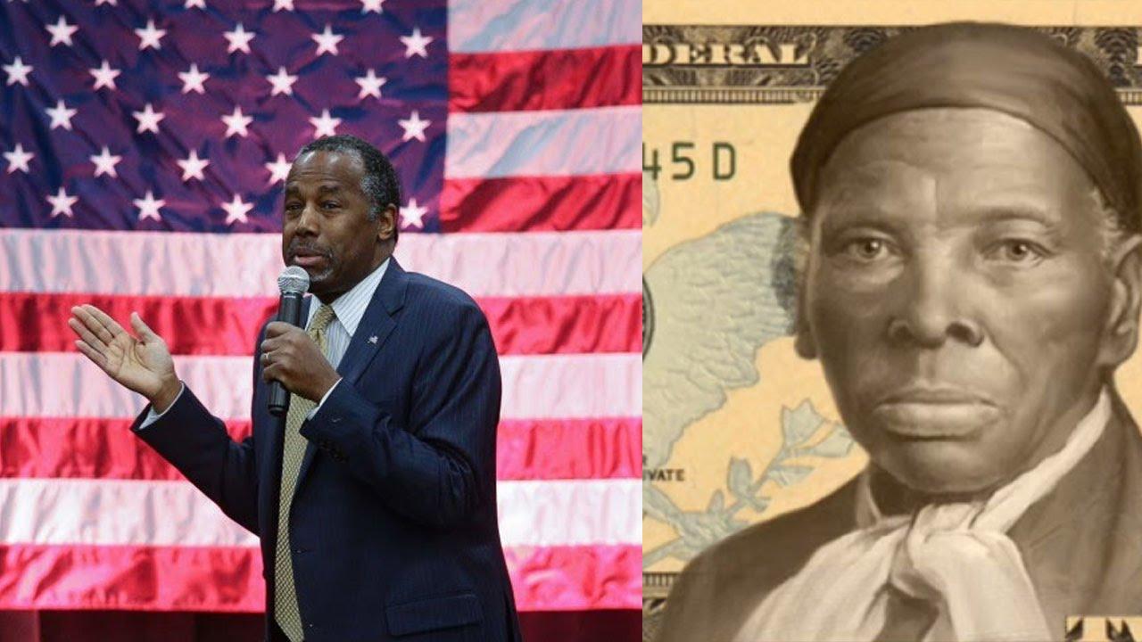 Ben Carson: Harriet Tubman Should Be On $2 Bill thumbnail