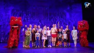 Новгородский цирковой коллектив «Каскад» продемонстрировал свое мастерство в Пекине