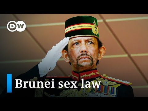 Brunei Sultan enacts gay sex stoning law | DW News
