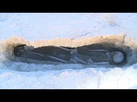 Ισπανία: Ομαδικοί τάφοι της μουσουλμανικής περιόδου