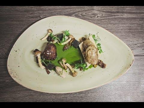 Off the Block: Andrew du Bourg, The Elderflower, beef dish