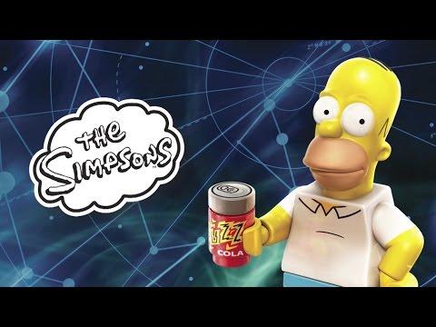 Vidéo LEGO Dimensions 71202 : Pack Aventure : Les Simpsons