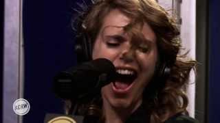 "Anna Calvi performing ""Eliza"" Live on KCRW"