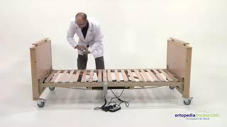 Cómo montar la Cama Articulada ANETO de Tecnimoem