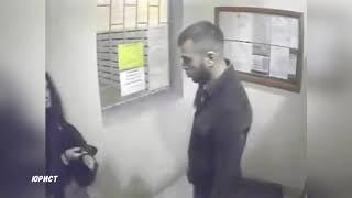Насильник напал на девушку в подъезде