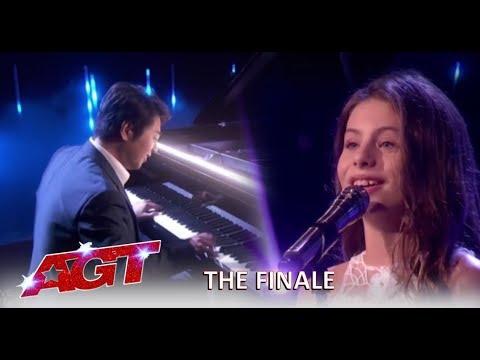 Emanne Beash Sings Accompanied By Pianist Lang Lang