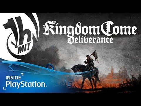 Kingdom Come Deliverance – Hardcore RPG für Geduldige | 1 Stunde mit | PS4 Gameplay