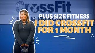 Plus Size Workout - CrossFit | Plus Size Fitness