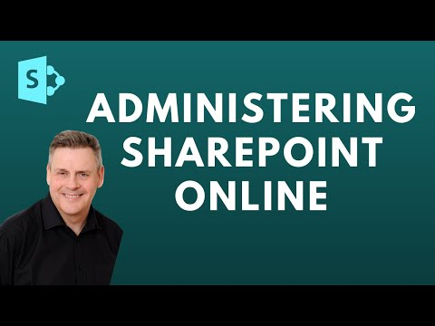 Administering SharePoint Online with Andy Malone MVP