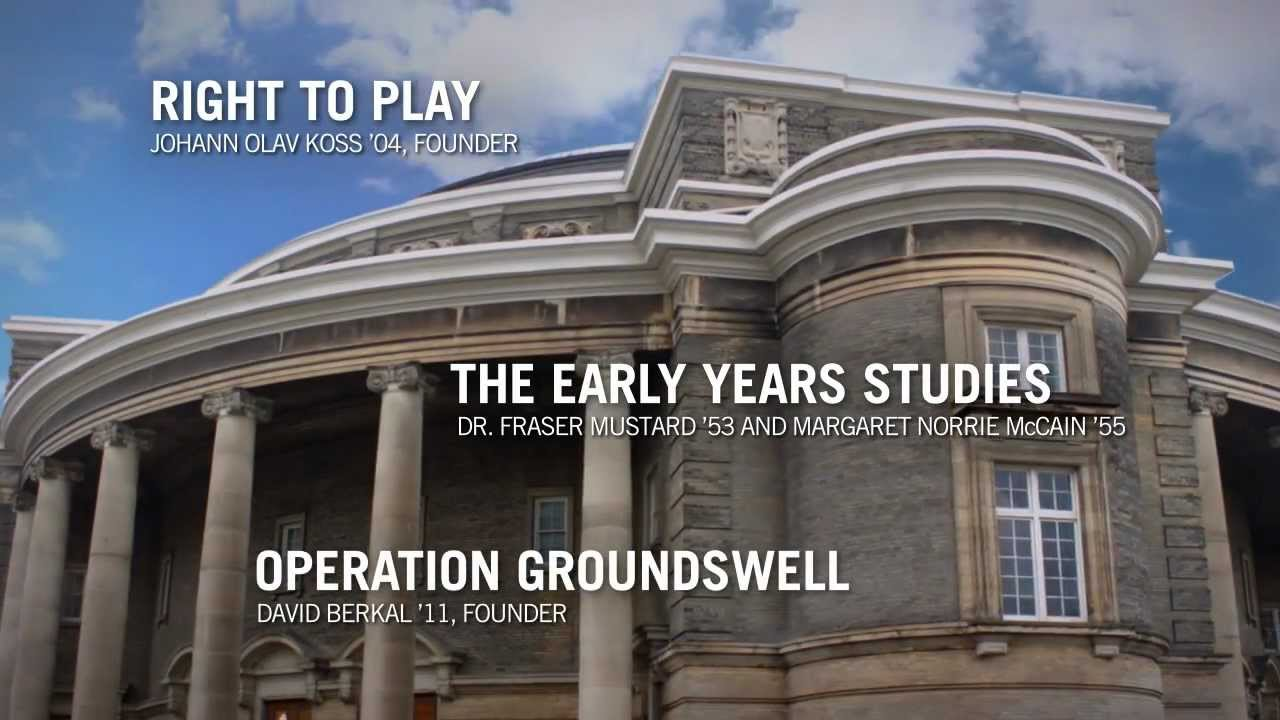 University of Toronto-Video-1