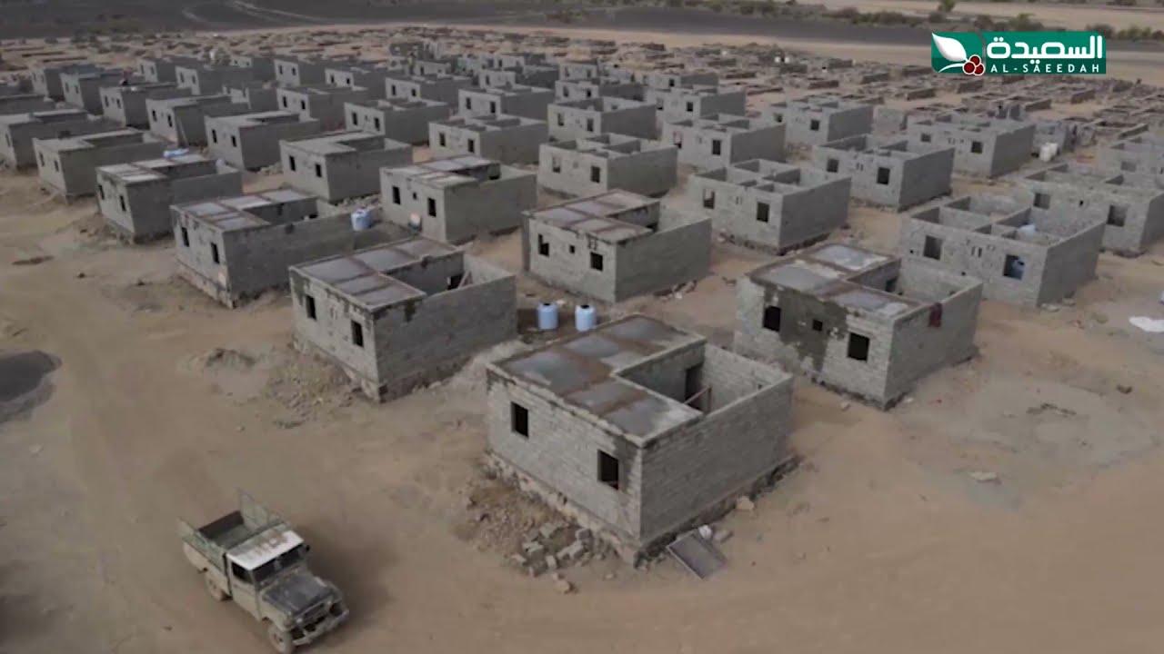 قرية يمن الخير في لحج مشروع خيري يستحق الثناء