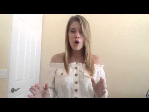 All of me-John Legend (cover by Meghan Ritmiller)