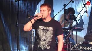 """EXIMIUM - Третья Мировая .(LIVE HD, Рок фестиваль """"Атмосфера"""" Сургут 7.11.2015)"""
