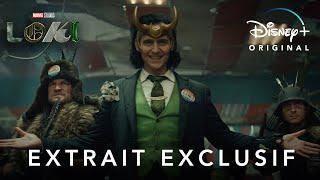 Trailer VOSTFR de Loki sur Disney+