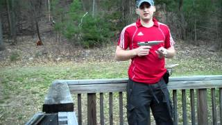 Ruger Sr1911 Accuracy + function test