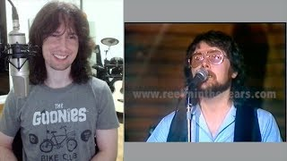 """Video thumbnail of """"British guitarist analyses Gerry Rafferty performing Baker Street live in 1978!"""""""