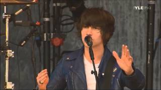 Arctic Monkeys - Don't Sit Down 'Cause I've Moved your Chair - Live @ Roskilde Festival 2011 - HD