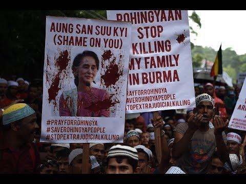 Myanmar's Civilian || Military Leaders Meet|Vow To 'Crush' Rakhine Rebels|English International News
