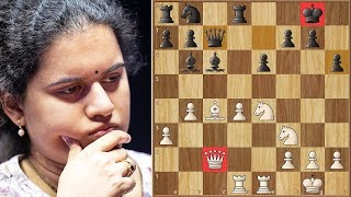 This Will Put a Smile on Your Face :) || Koneru vs Kashlinskaya || FIDE Grand Prix (2019)