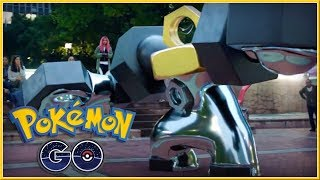 Pokémon GO - Official TRAINER Battles LIVE Action Trailer iOS & Android Mobile (2018) HD
