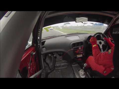 Snetterton 2017 – Race 1 – Dave Messenger