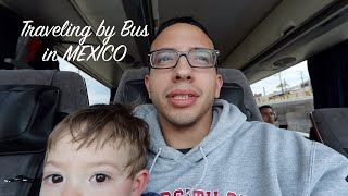 Is it safe to travel by bus in Mexico with a baby?