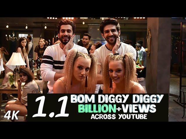 Bom Diggy Diggy Full Video Song HD | Zack Knight | Jasmin Walia | Sonu Ke