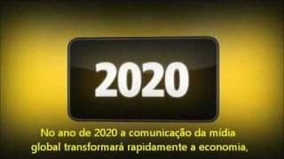 Uma visão da evolução da tecnologia da comunicacão móvel global até 2020.