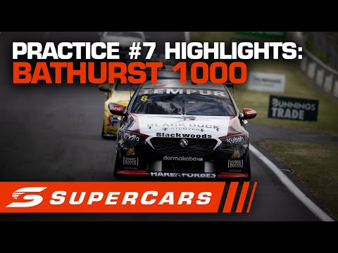 バサースト1000 レースハイライト動画 SuperCars